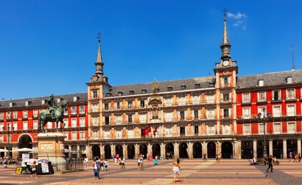 Madrid : vente flash, week-end 2j/1n en 4* + petit-déjeuner, - 35%