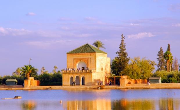 Marrakech : week-end 2j/1n en hôtel 4* + petit-déjeuner, - 73%